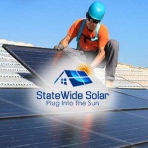 Statewide solar logo