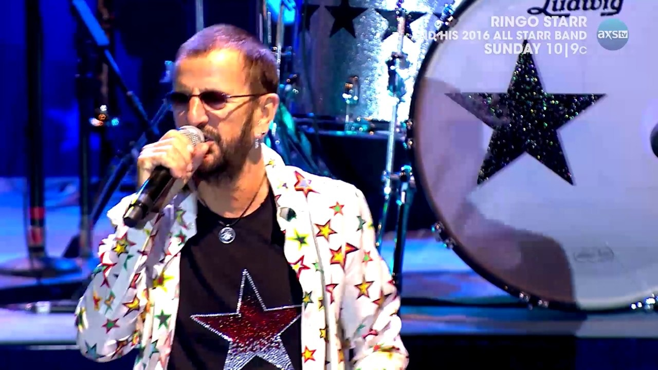 Ringo Starr Announces 2019 Tour, New Book