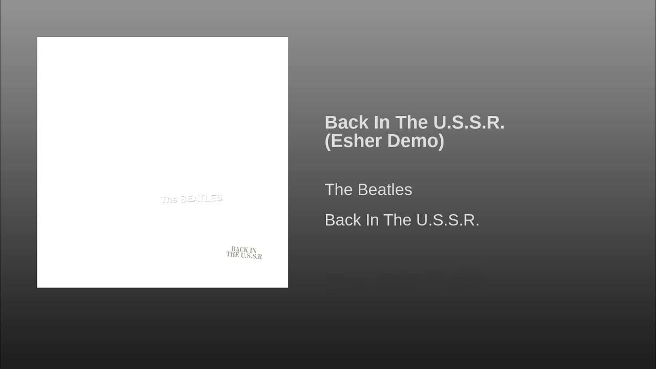 LISTEN) The Beatles' 'White Album': 50th Anniversary