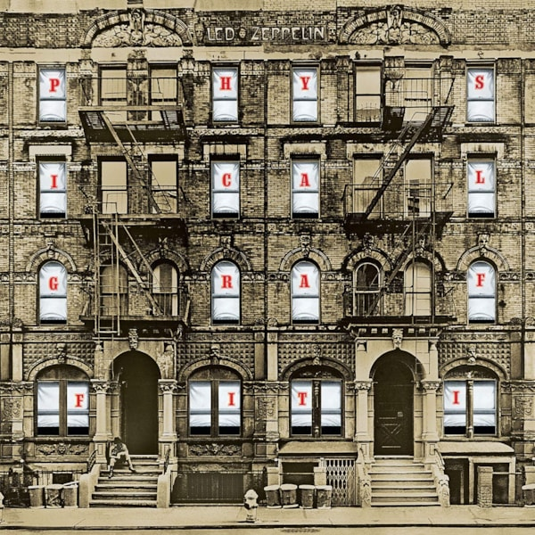 "A standout on side four of 'Physical Graffiti,' ""The Wanton Song"" is certainly one of the more straightforward hard rock tracks on the entire album thanks to the energetic riff from Page. (EB)"