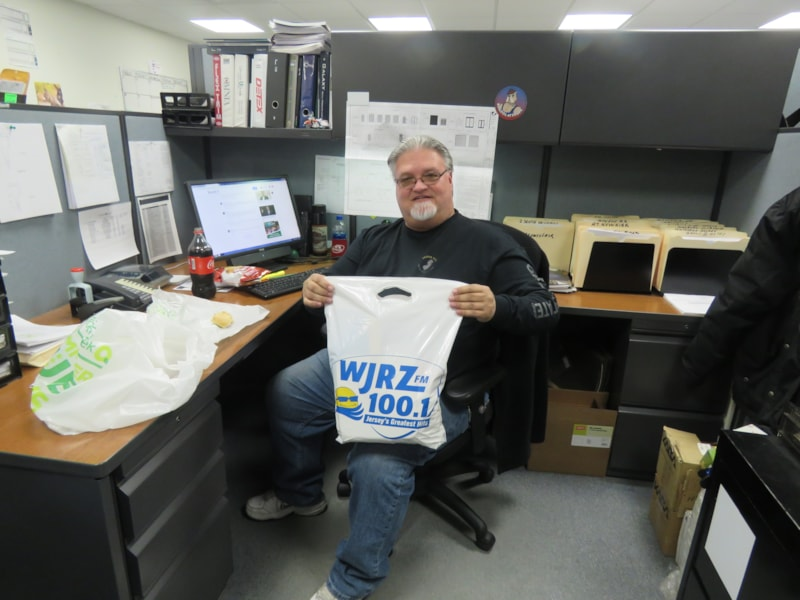 """100.1 WJRZ is Jersey's station with the """"No-Repeat Guarantee For Your Workday"""", and we want to come to YOUR office to say """"thanks"""" for listening at work. Don't worry, we won't come empty handed! Let's make your office a stop on the 'JRZ Jersey Shore Office Tour! Sign up for a chance to have the…"""