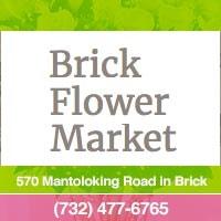 Brick Flower Market
