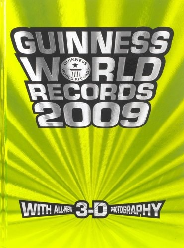 guiness 2009